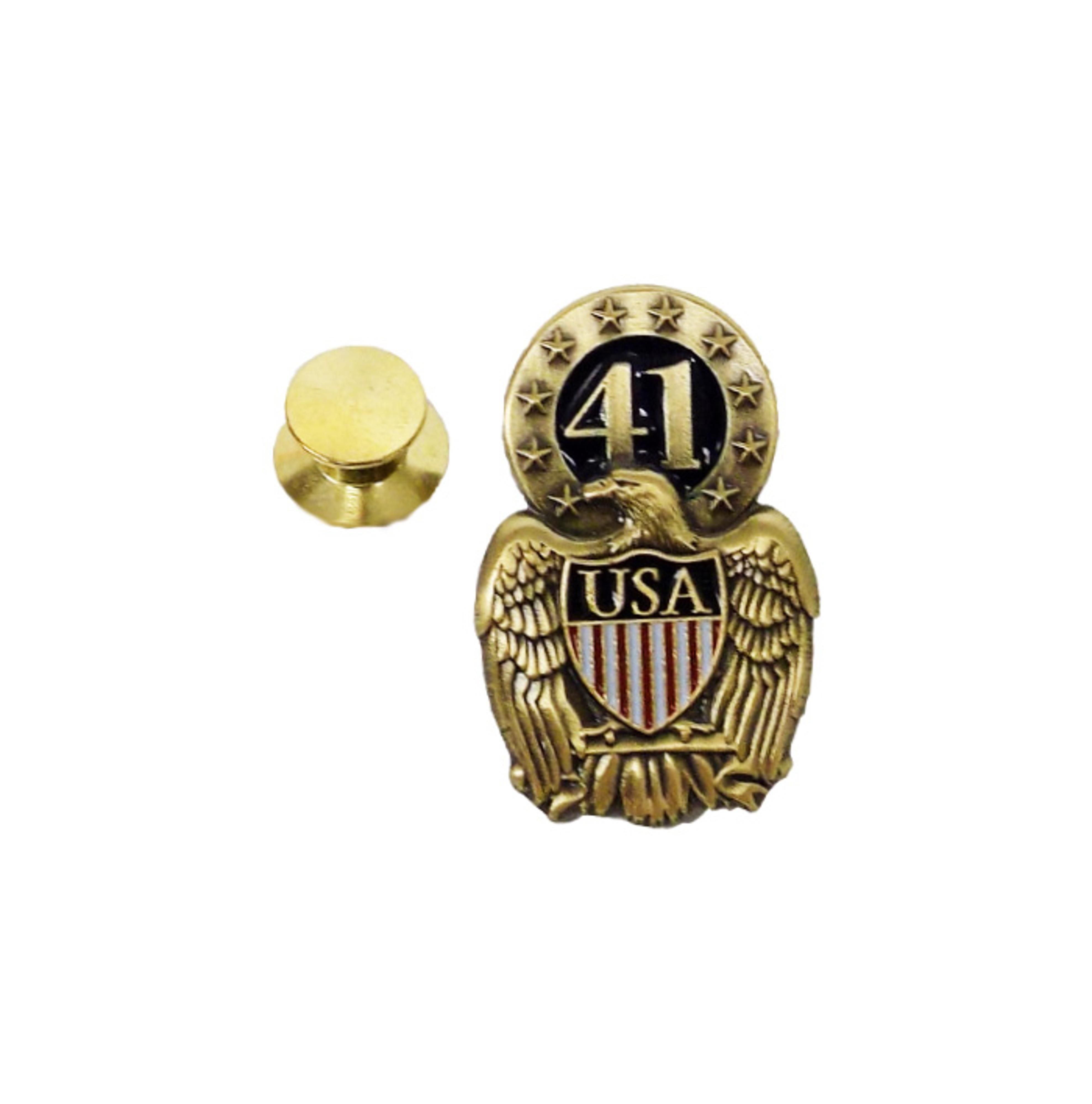 Pins/Brooches : the George Bush Museum Store